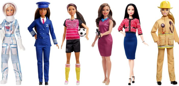 """""""You Can Be Anything"""" – Barbie Celebrates Her Sweet 60th in 2019"""