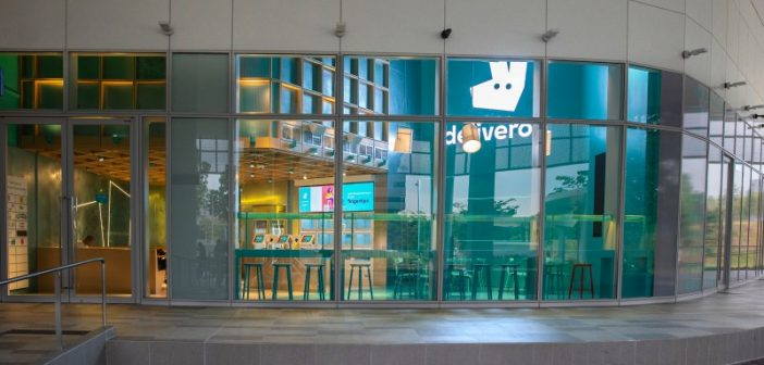 Deliveroo Delivers Its Biggest and Most Innovative Food Concept Space