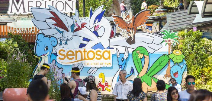 Pokémon GO Safari Zone Lands on Sentosa Island