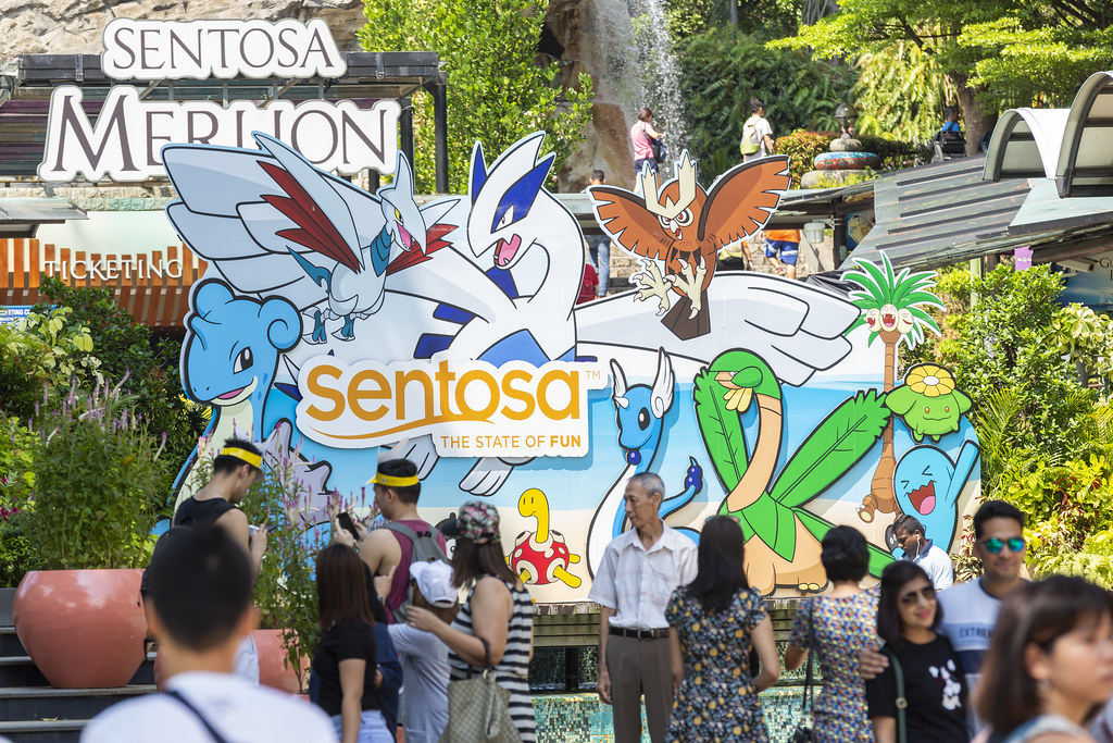 Pokémon GO Safari Zone Lands on Sentosa Island - Asia 361