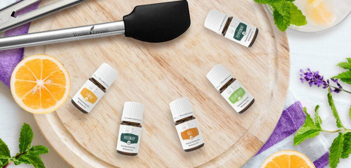 Young Living Launches New Plus Dietary Essential Oil Range
