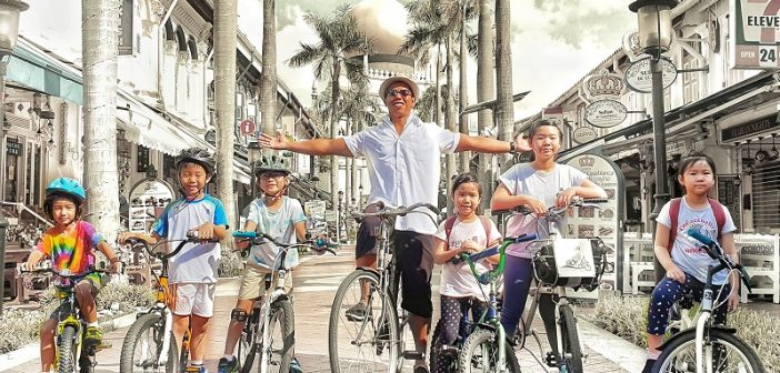 Trails of Tan Ah Huat Transports You Back in Time