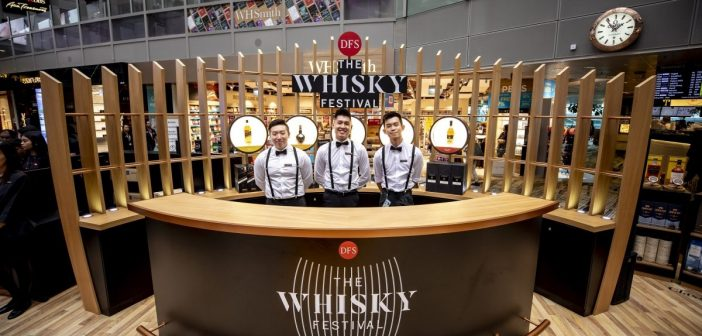 Jazz It Up at The Whisky Festival at Changi Airport