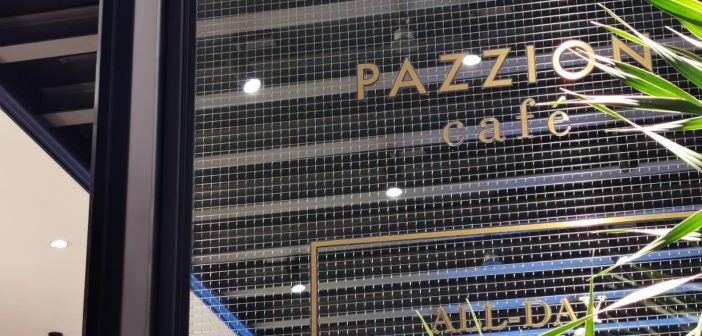 From Foot to Food: PAZZION Opens Its First Café at Jewel Changi Airport