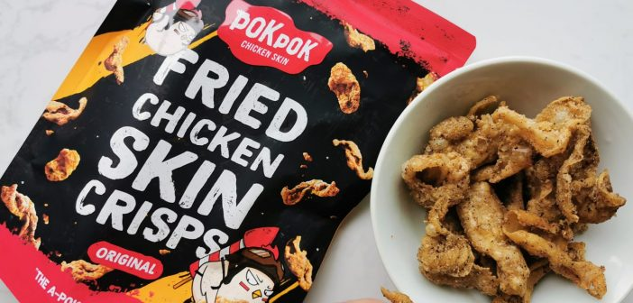 """Get """"Crackling"""" – Chicken Skin is the Latest Snack in Town"""