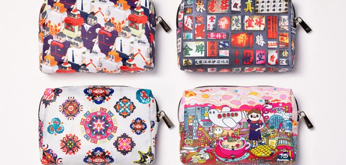 Hong Kong Airlines' New Business Class Amenity Kits Ooze Local Flavour