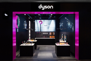 Dyson Demo Store - Beauty Lab