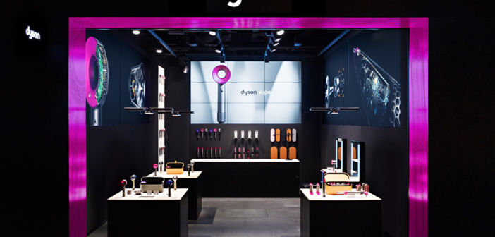 World's First Dyson Beauty Lab Lands in Style in Singapore