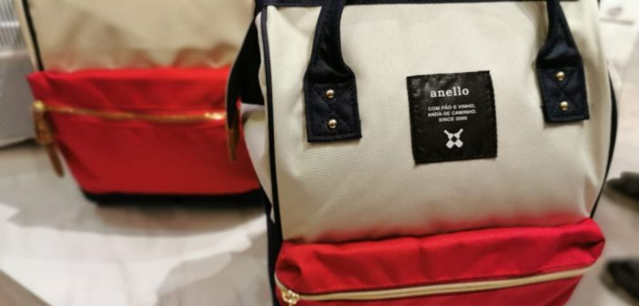Japanese Bag Label Anello Opens Its First Store in Singapore