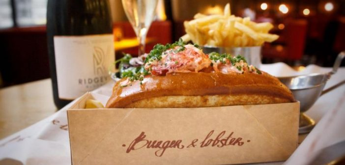 A Bigger Second Burger & Lobster Outlet is Set to Open at Raffles Hotel
