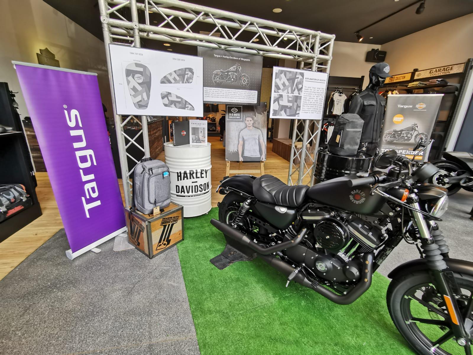 Targus Collaborates With Harley-Davidson - Asia 361