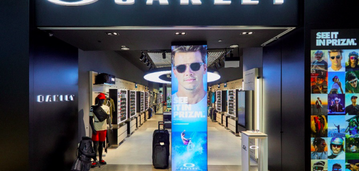 Oakley Opens New Store at Marina Bay Sands Singapore