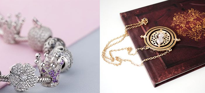 Get Ready to be Spellbound by the Pandora x Harry Potter Collection