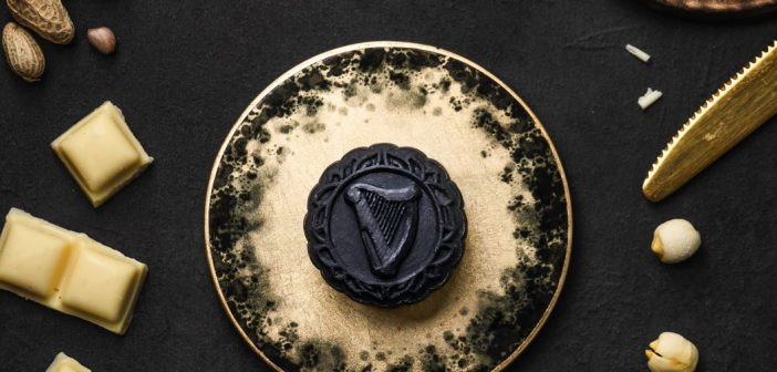Cheers with Guinness-infused Snowskin Mooncakes