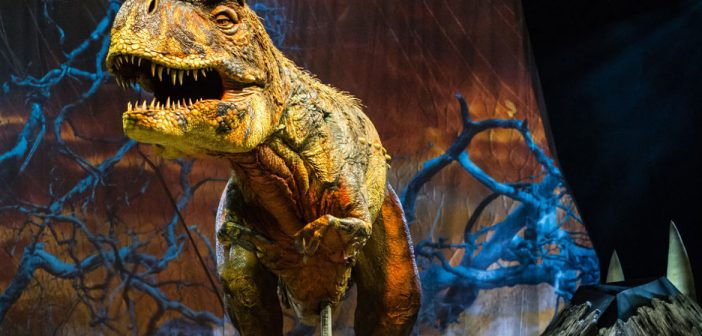 Review: Walking With Dinosaurs – The Live Experience