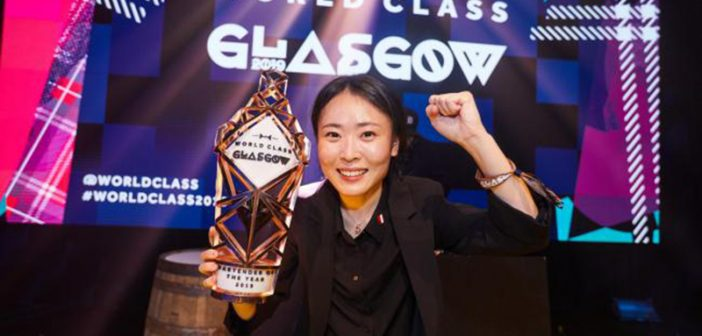 Singapore's Bannie Kang Named World's Best Bartender at Diageo World Class Bartender of the Year in Glasgow