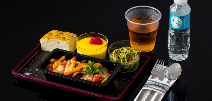 A New Menu is Now Available on Qatar Airways Economy Class Flights In and Out of Singapore