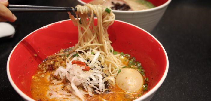 Michelin-Starred Ramen Eatery Tsuta Launches Tonkotsu Flavours in Southeast Asia