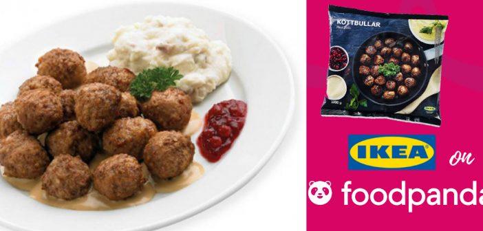 Swede Treats: Now You Can Get IKEA's Swedish Meatballs on Foodpanda
