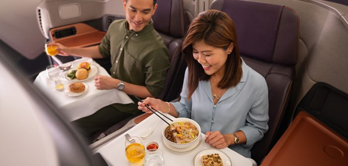 You Can Now Dine Inside a Singapore Airlines A380 Aircraft Without Flying