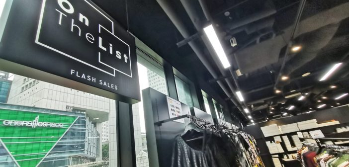 Members-Only Retail Concept Store OnTheList Opens Flagship Showroom in Singapore