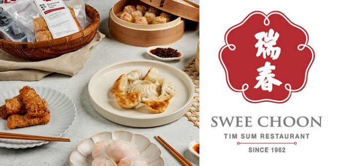 Swee Choon Launches Frozen Dim Sum Online