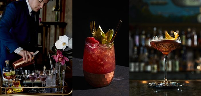 A Taste of Old New York at Astor Bar at St. Regis Singapore