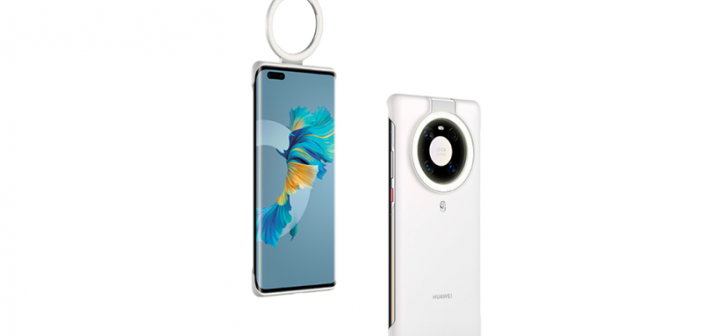 Huawei Mate 40 Pro Ring Light Case is the Perfect Companion for the Selfie Lover