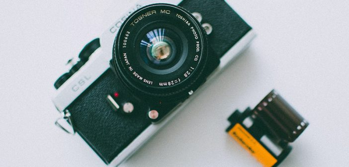 The Comeback of Film Photography and How to Hop on the Bandwagon