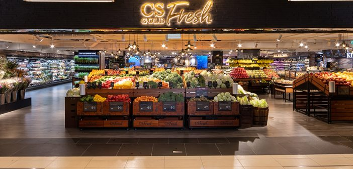 Cold Storage Sets the Gold Standard for Supermarkets With Paragon Flagship Outlet